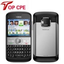 original Refurbished NOKIA E5 cell phones unlocked brand nokia E5 3G 5MP camera mobile phones bluetooth mp3 player