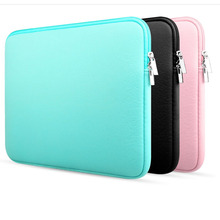 Thin Laptop Sleeve Case For mac Macbook Air Pro Retina 11 12 13 14 15.4 15.6, Notebook Bag for Xiaomi Asus Dell HP Acer Lenovo(China)