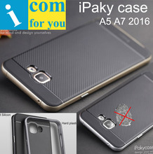 Original iPaky Cover Case For Samsung Galaxy A5 A7 2016 A510F A710F(China)