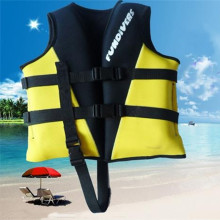 High Quality Neoprene Children Life Jacket Boys Girls Life Vest for Swimming Surfing Drifting Water-skiing
