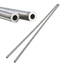 2pcs 304 Stainless Steel Capillary Tube Silver 4mm OD 3mm ID 250mm Length Use For Chemical Industry(China)