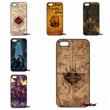 For Motorola Moto E E2 E3 G G2 G3 G4 PLUS X2 Play Style Blackberry Q10 Z10 Fashion Harry Potter Art Poster Hard Phone Cover