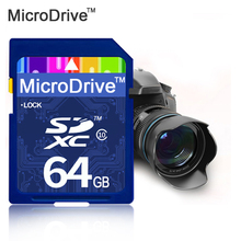 Hot sale SD Memory Card 32GB 16GB 8GB SDHC Card SD 64GB SDXC Card Flash For Digital Camera Camcorder DV
