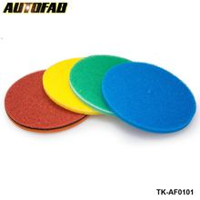 AUTOFAB -HK Air Filter Foam/Air Filter sponge Blue,Green,Red,Yellow 1PC For Honda Civic EF8/9 CRX B16A 1989-1992 90 91 AF-AF0101