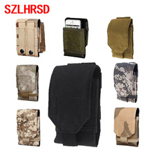 Buy SZLHRSD iMAN X5 Case Outdoor MOLLE Army Camo Camouflage Hook Loop Bag HomTom S9 Plus Ulefone Tiger X Elephone Play X for $7.47 in AliExpress store