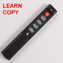 Smart Learning Remote control for TV,STB,DVD,DVB,TV Box,HIFI, Universal controller with big buttons easy use for elder(China)