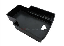 Accessories For Audi A4 B8 2008 - 2015/ Audi A5 2010 - 2015 Inner Central Armrest Storage Box Cover 1pcs