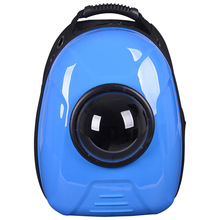 2017 Pet backpack out portable capsule dog cat cage cat Backpack Bag cat bag