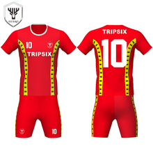 guangzhou factory low price football club jersey thailand quality for kids(China)