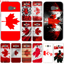 Canada flag toronto maple leafs Hard Case Cover for Samsung Galaxy A3 A5 J3 J5 J7 2015 2016 2017 & Grand Prime Note 2 3 4 5