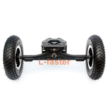 Off Road Electric Skateboard Truck Mountain Longboard 11 Inch Truck DIY Parts For Off Road Skateboard Downhill Board Components