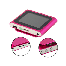 "1.8"" Screen MP3 Player Multi Lanuages Support TF Card Music AMV Mp4 Player Recorder FM Radio Photo Review E-book for Kids Gift"
