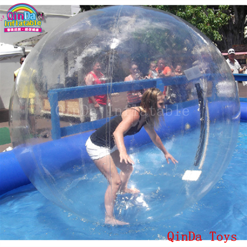 inflatable water walking ball114