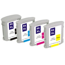 Remanufactured Compatible hp88 HP 88 XL 88XL Ink Cartridges for hp Officejet Pro K550 K5400 K8600 L7580 L7590 L7680 L7780(China)