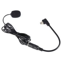 Special Miniature Microphone New Tieline + A Microphone for Gopro Hero 4 Session  3 3 +  4 with Best Voice