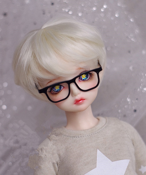 BJD wigs short hair 6 colors for BJD SD DD doll wigs doll accessories soft wigs