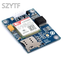 mini type SIM808 instead of SIM908 module GSM GPRS GPS Development Board IPX SMA with GPS Antenna for  Raspberry Pi