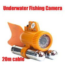 Underwater Video Fishing Camera With 20m Cable 24 pcs Bright illuminated LEDs  Underwater camera security camera