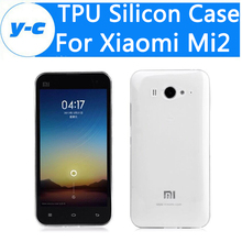 For Xiaomi Mi2 Case New Clear Soft TPU Silicon Protective Back Case Cover For Xiaomi M2 M2S 2S Mi2S Phone