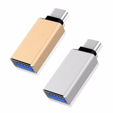 USB 3.1 Type C Male to USB 3.0 Female OTG Adapter Type-C USB-C OTG Converter for Xiaomi 5 Macbook/Google Chromebook/Lumia 950XL
