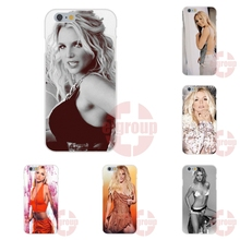 Soft TPU Silicon Call Box Charming Britney Jean Spears For iPhone 4S 5S SE 6S 7S Plus For Galaxy A3 A5 J3 J5 J7 S4 S5 S6 S7 2016