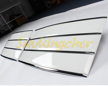 White vent side grille mesh grill for Land Rover Range Rover Autobiography 2013 2014 2015 2016 2017