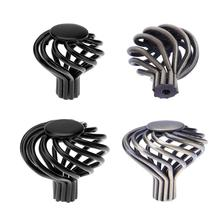 Retro Furniture Handle Hollow out Cage Cabinet Knob Kitchen Closet Wardrobe Cupboard Dresser Drawer Door Pull Handle