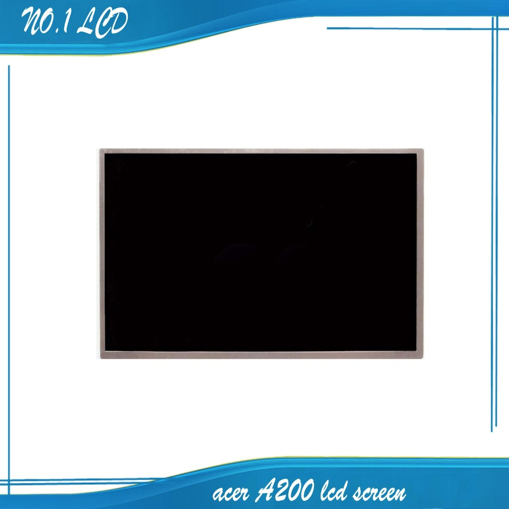 Wholesale 100% Original 10.1 1280X800 For Acer Iconia Tab A200 B101EVT03 V.1 LCD Display Screen Replacement<br><br>Aliexpress