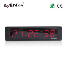 [Ganxin]1'' 6 Digits Customized China Led Digital Clock Manufacturer with Strong Capacity(China)