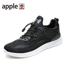 Apple Men running shoes autumn winter boys sneakers outdoor sports shoes male breathable jogging shoes high quality size 39-44(China)