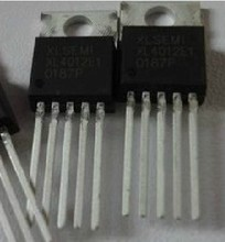 10PCS  XL4012E1 XL4012 LED driver chips XLSEMI [TO-220]