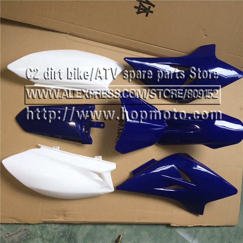NEW TTR50 plastic kit for ymh motorcycle moto DIRT PIT BIKE parts cover shell exterior parts SUVs modified Free shipping<br>
