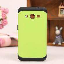 New For Samsung Galaxy Core 2 G355H G3559 SLIM ARMOR Anti-knock phone bags Cases 11th colors protective silicone cover + 1x film