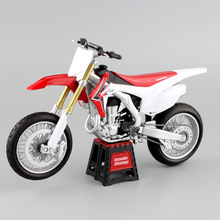 1:12 scale Honda CRF250L Super Enduro Motocross Motorcycle Diecast metal racing Cycling moto model dirt bike car collection toys