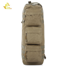 Camping Backpack 420D Nylon Molle Assault Shoulder Bag Tactical Military Messenger Bag Outdoor Sport Climbing Hiking Back Pack(China)