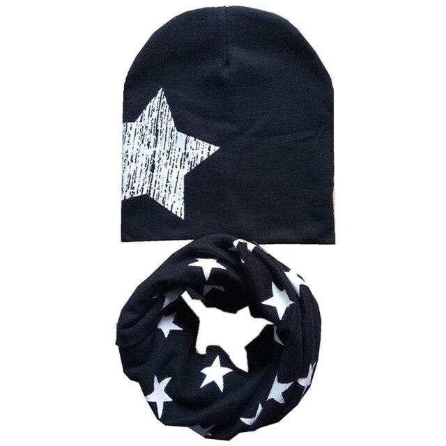black hat scarf