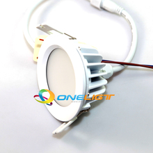 ip65 led downlights 12V 7W led lamp led light dimmable waterproof led down light bathroom downlight(China)