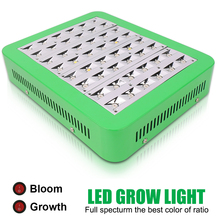 LVJING LED Grow Light 300W Full Spectrum for Indoor Medical Plants Grow 410-730nm with Bloom/Growth Switch