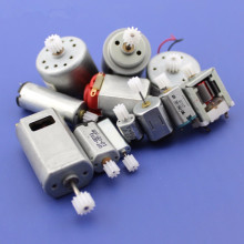JMT Motor Gear Package 12pcs In Total DIY Model Accessories Technology Small Production Materials Micro-DC Small Motor