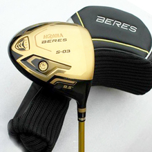 Cooyute New mens Golf driver HONMA S-03 driver clubs 9.5 or 10.5 loft Golf Clubs with Graphite Golf shaft free shipping