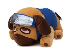 Movies & TV Naruto 40cm Naruto Kakashi Parke dog plush toy about 15 inch doll gift s7371