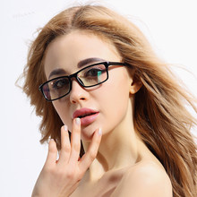 Chashma Brand Anti Reflective Eyeglasses Women and Men Computer Glasses for Monitor(China)
