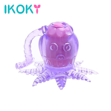 Buy IKOKY Multispeed Octopus Vibrator Sex Toys Women Clitoris Stimulator G-spot Massager Animal Imitation Female Masturbation