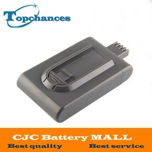 High Quality 2200mAh 21.6V Li-ion Vacuum Cleaner Battery Replacement Cordless Bateria for Dyson DC16 DC12 BP01(China)