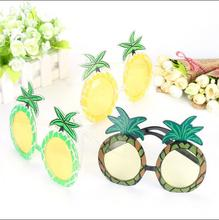 Hot Hawaiian Beach Pineapple Sunglasses Hawaii Party Fruit Glasses Dancing Supplies Hen Night Stag Party Fancy Dress
