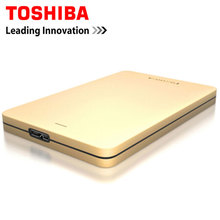 Toshiba External 500 gb Hard Drive HDD 2.5 Hard Disk HD Externo USB 3.0 HDD Storage Portable Disk Laptop Stock(China)