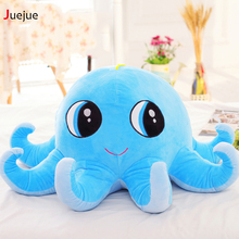 1 Pcs 2017 Christmas Gift Kawaii Octopus Plush Toys Stuffed&Plush Animal Spongebob Kids Doll Soft Octopus Toys for Children