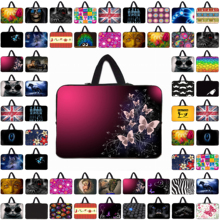 "Notebook Neoprene Pouch Case Bags For Mac Book Air/Pro Retina 11 13 15 17 inch Netbook Tablet Cases For 10.1 12 13 14 15.6 17""(China)"