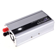 Transformer 1200W Auto Power Supply DC 12V to AC 110V Modified Sine Wave Car Inverter USB charger adapter Converter