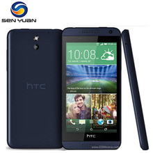 "Original HTC Desire 610 Qual Core phone 4.7"" TouchScreen 1GB RAM 8GB ROM GPS Wifi Unlocked 3G &4G Android Cellphone(China)"
